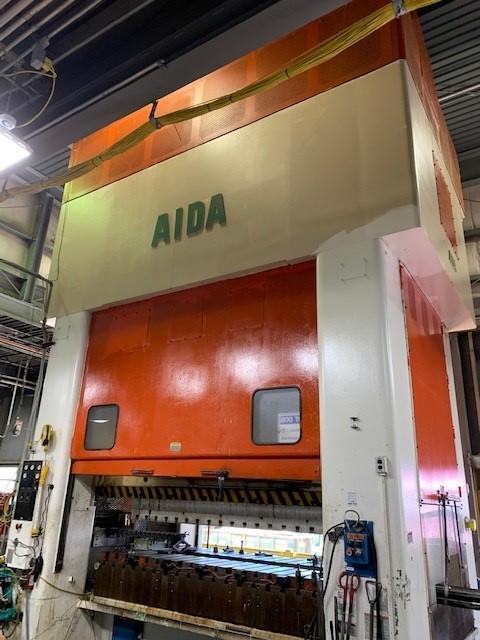 880 Ton Aida Press