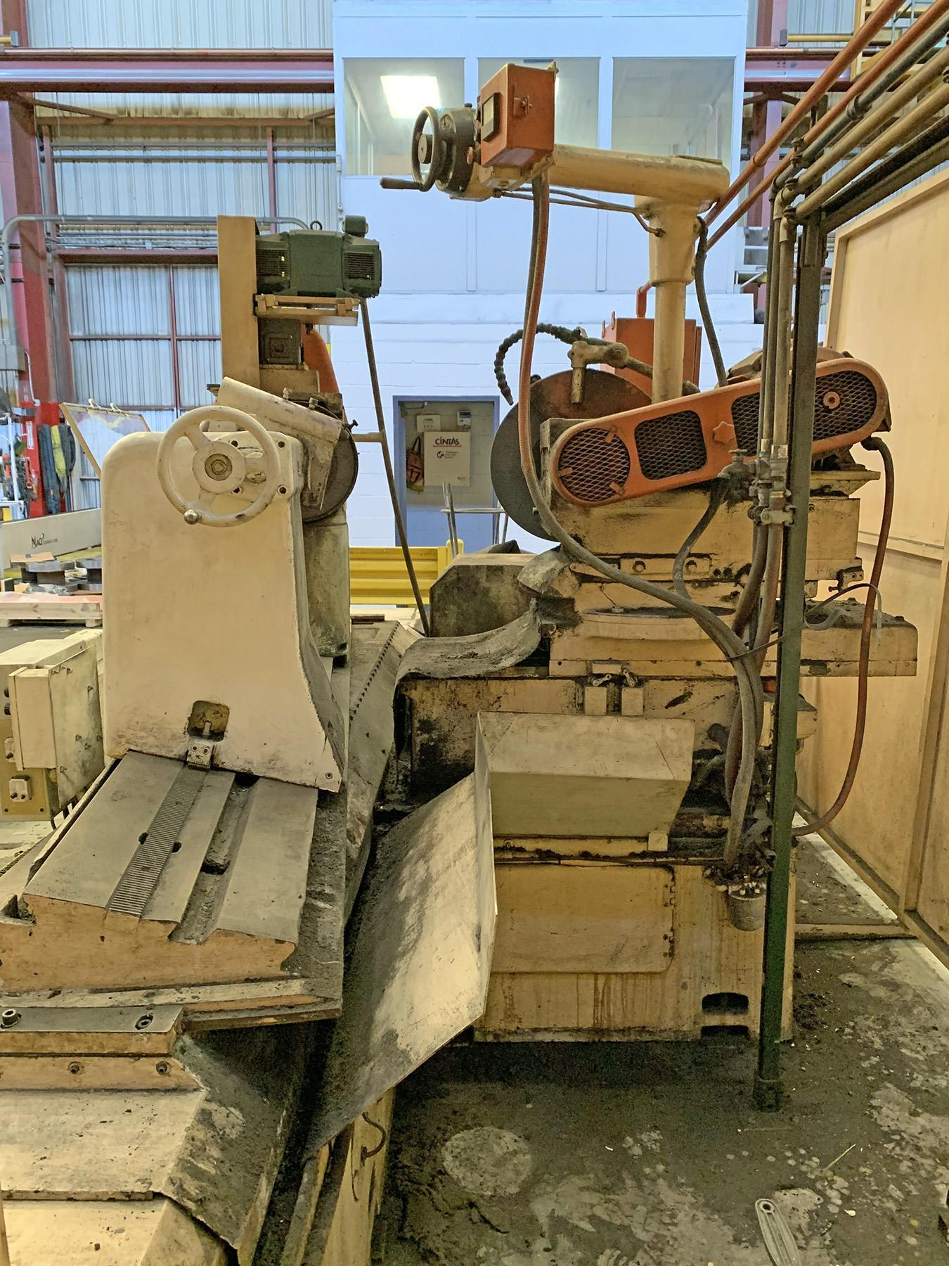 "USED, 48"" X 72"" LANDIS O.D. CYLINDRICAL GRINDER"