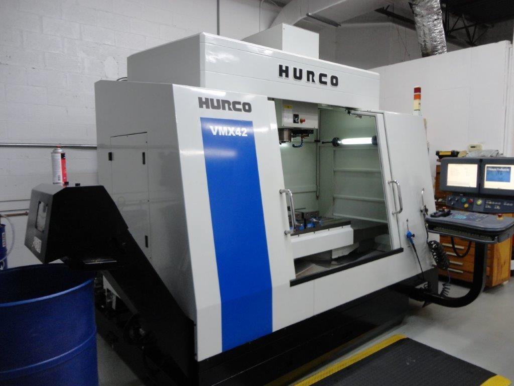 2008 HURCO VMX42 VERTICAL MACHINING CENTER