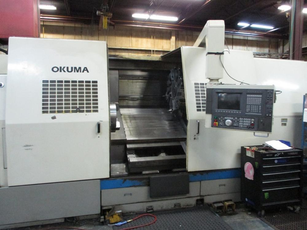 Okuma LB45II CNC Lathe with 18