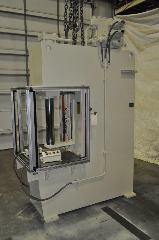 50 Ton P & H Hydraulic Press