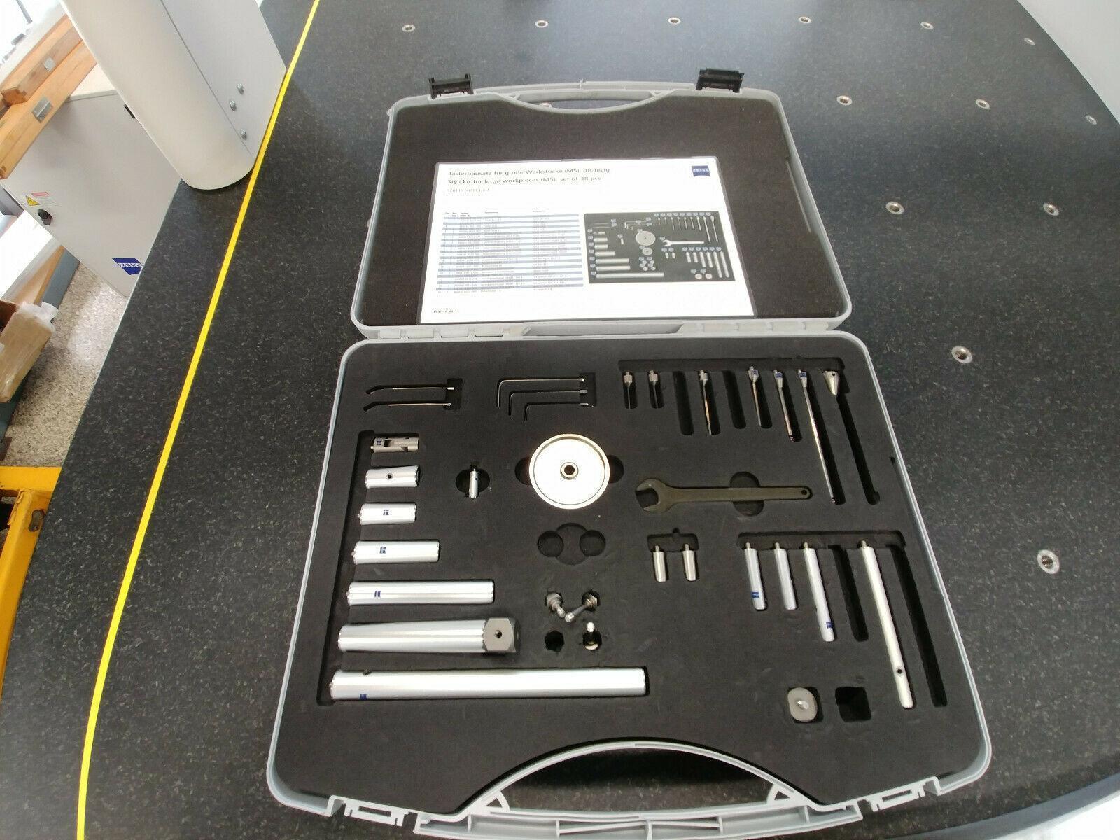 ZEISSZeiss Contura G2 10/16/6 Coordinate Measuring Machine (CMM) (#33218)