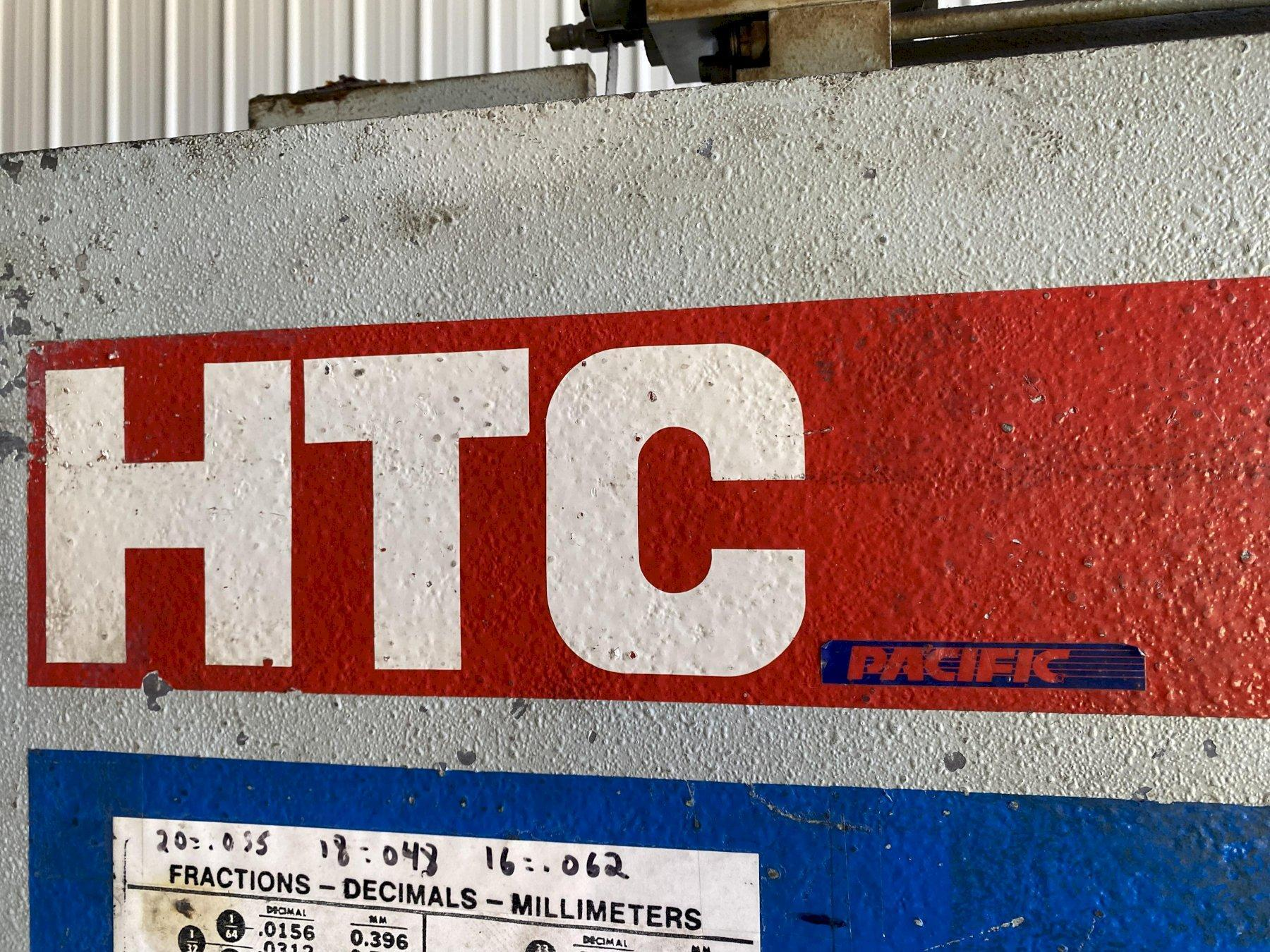 "10' X 1/4"" HTC HYDRA TOOL PACIFIC MODEL #250-10PS HYDRAULIC POWER SHEAR:STOCK 15519"