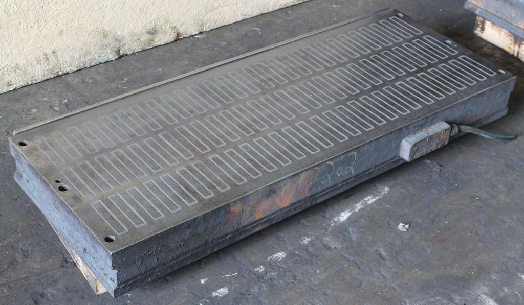 18' X 48' X 4-3/4' ELECTRO MAGNETIC CHUCK:  STOCK #62262