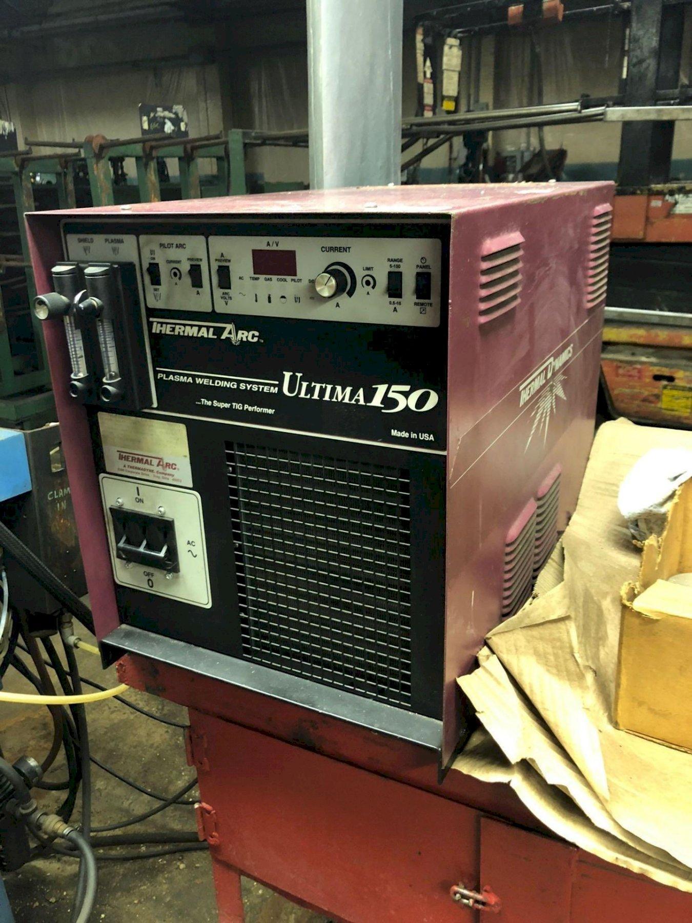 Thermal Arc Ultima 150 Plasma Welding System