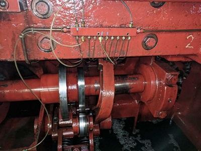 810 / M16 NATIONAL DSSD LONG STROKE COLD HEADER   Our stock number: 114977