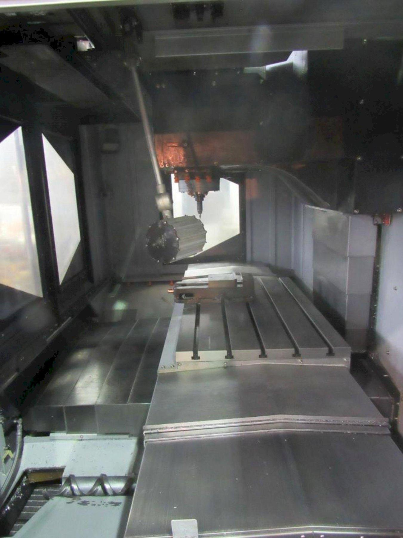 Toyoda FV-965 CNC Vertical Machining Center