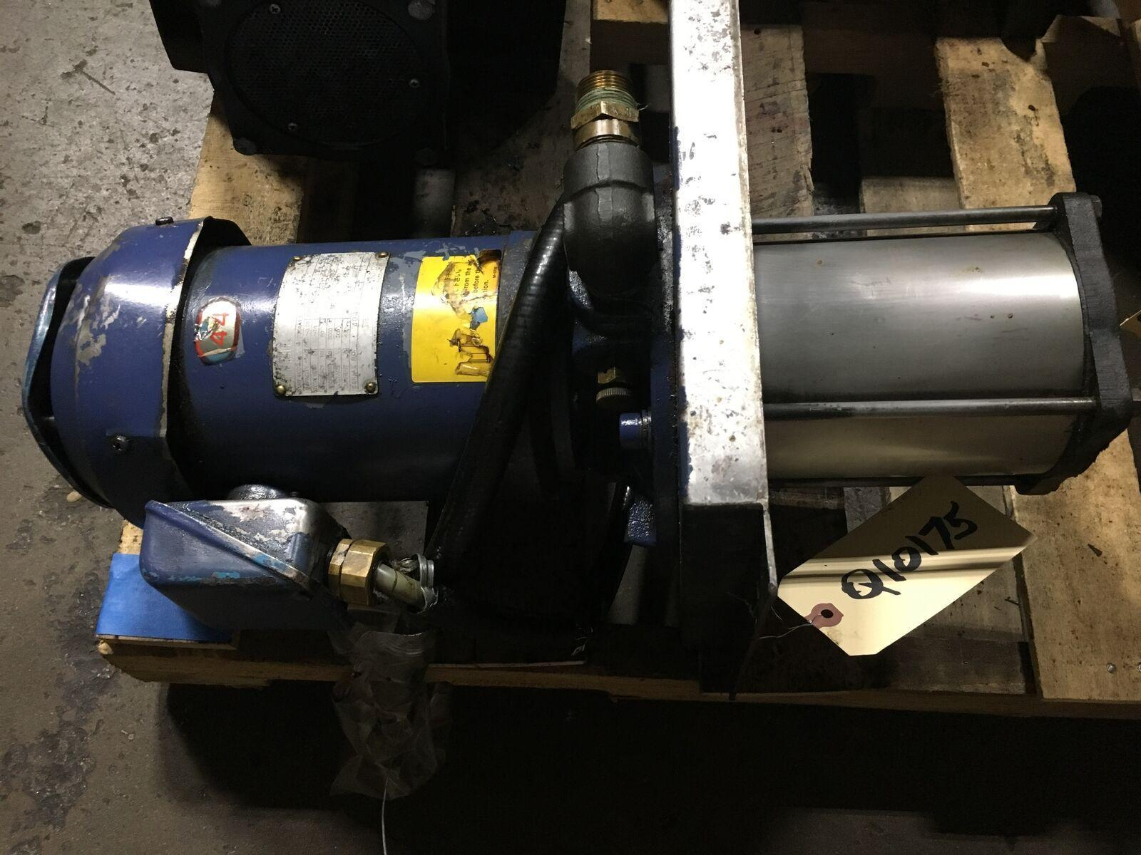 TERAL Coolant Pump, Model LHW204A1.1