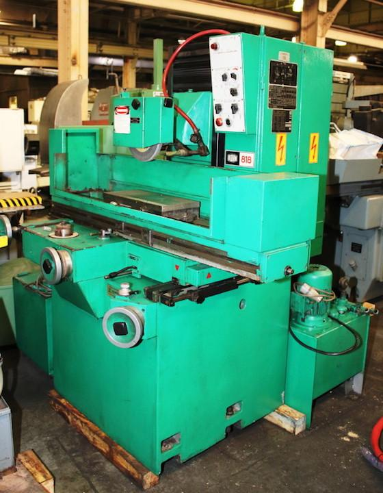 "8"" x 18"" BLOHM ""High-Precision"" Surface Grinder