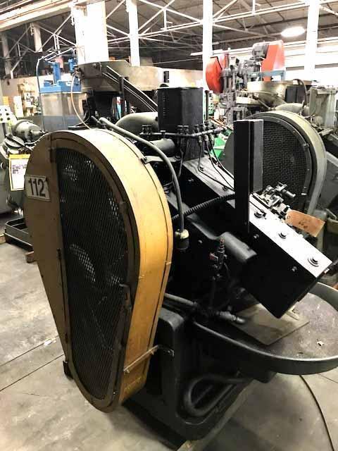"1/4""  Waterbury Farrel #10 Heavy Frame Automated Flat Die Thread Roller"
