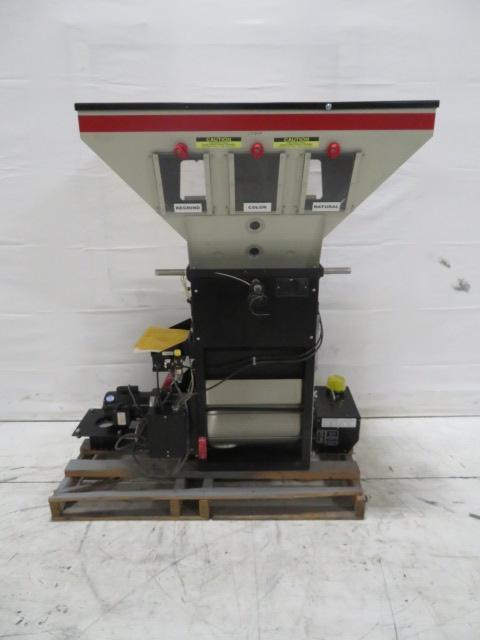 Maguire WSB-940 Gravimetric Weigh Blender,  Up To 4,000 lb/hr, 110V, Yr. 2006