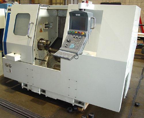 HURCO TM-8 CNC LATHE, HURCO MAX CNC CONTROL
