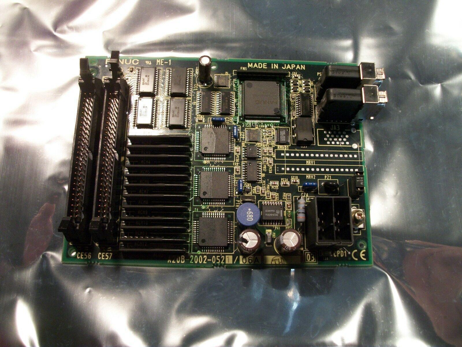 Fanuc I/O Interface Board A02B-2002-0521/06A