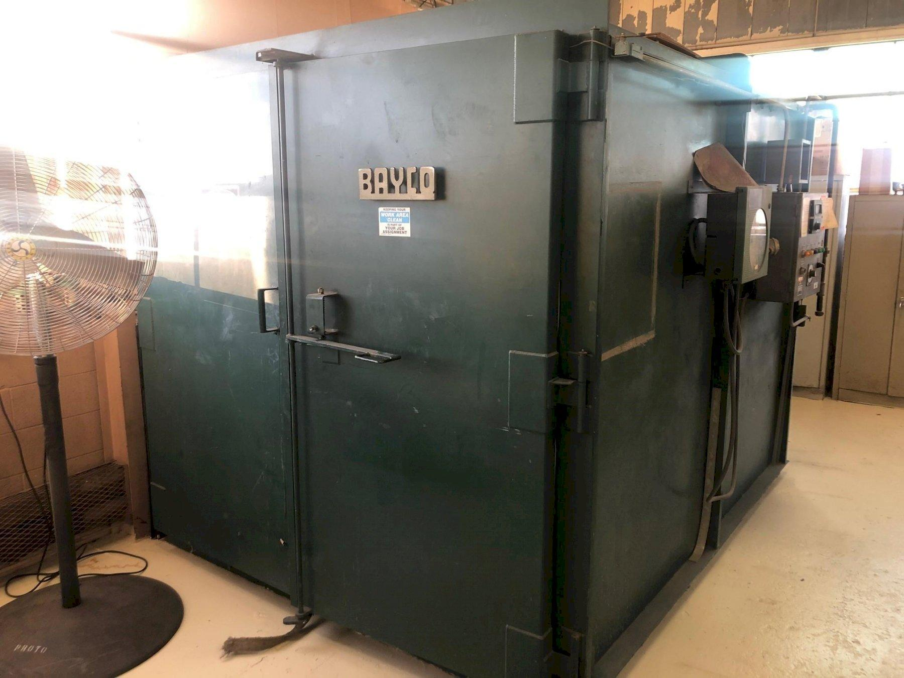 BAYCO WALK IN OVEN