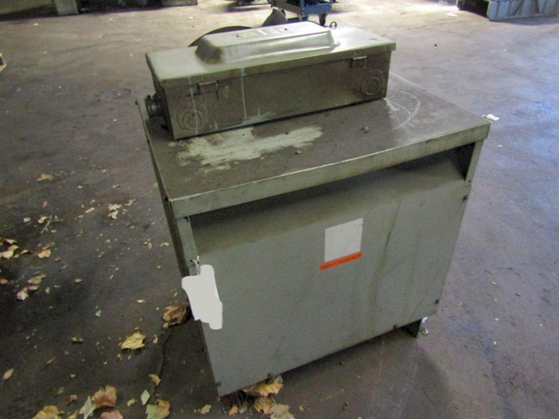 1 - PREOWNED TRANSFORMER