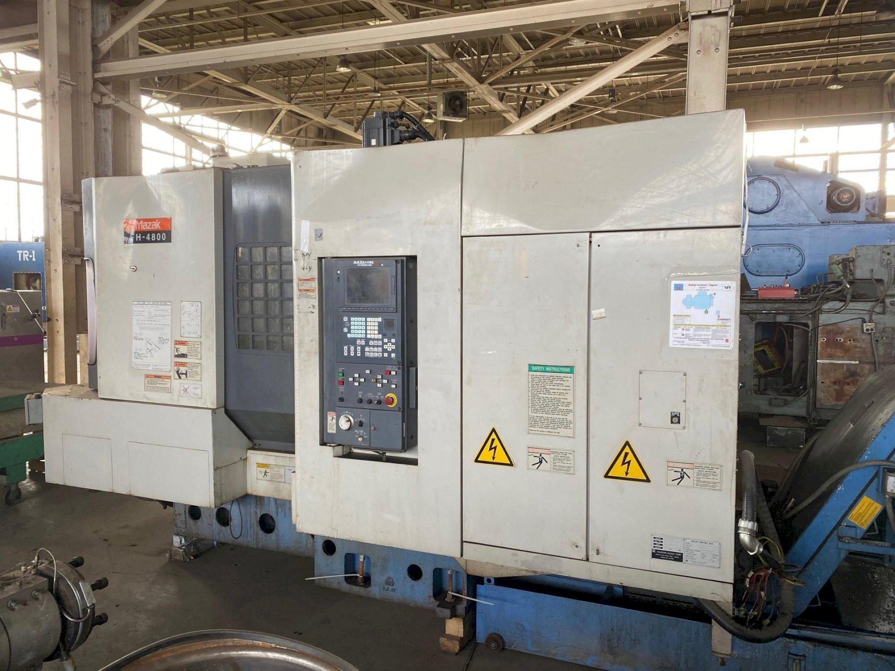 Mazak FH-4800 CNC Horizontal Machining Center