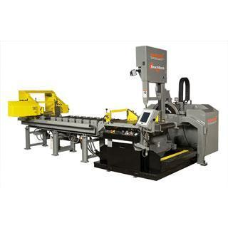 """20"""" X 25"""" MARVEL MODEL #2125 TOUCH-TECH 60 DEGREE MITRE AUTOMATIC VERTICAL SAW: STOCK #15085"""