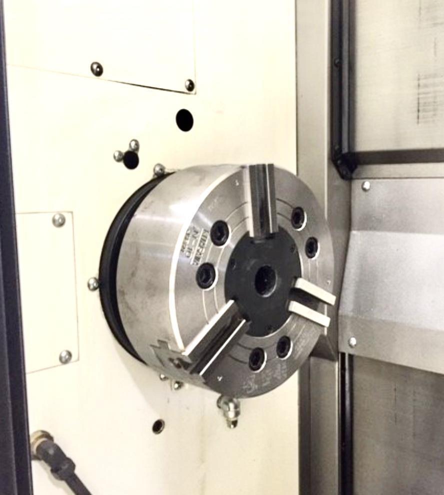 2014 DMG Mori NZX-S2500 4 Axis CNC Turning Center
