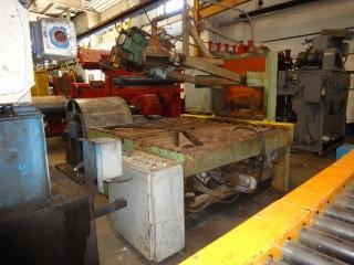 """72"""" x 10,000# PAXSON BANDING LINE   Our stock number: 109431"""