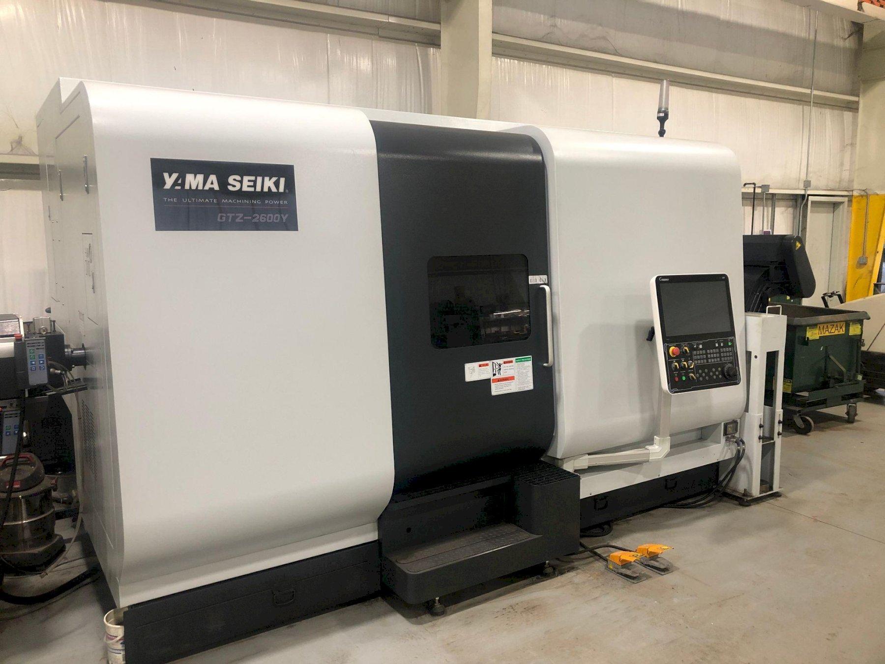 YAMA SEIKI GTZ-2600Y CNC TURNING MACHINE