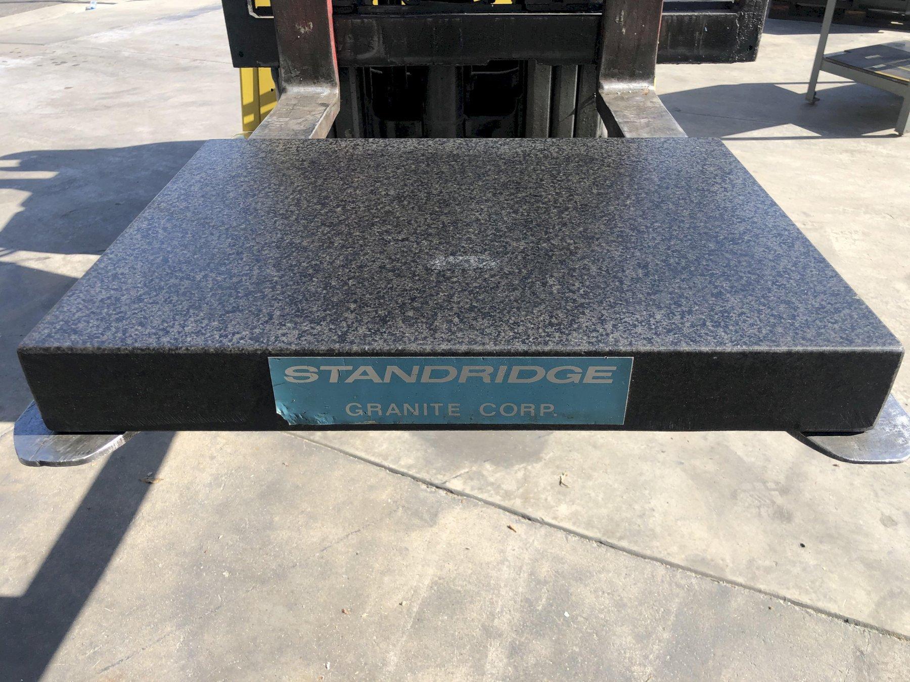 Standridge Granite Surface Plate 24.5