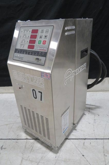 Advantage Sentra Used SK-1035ZHE-41D1 Mold Temperature Control Unit, 460V, Yr. 2004