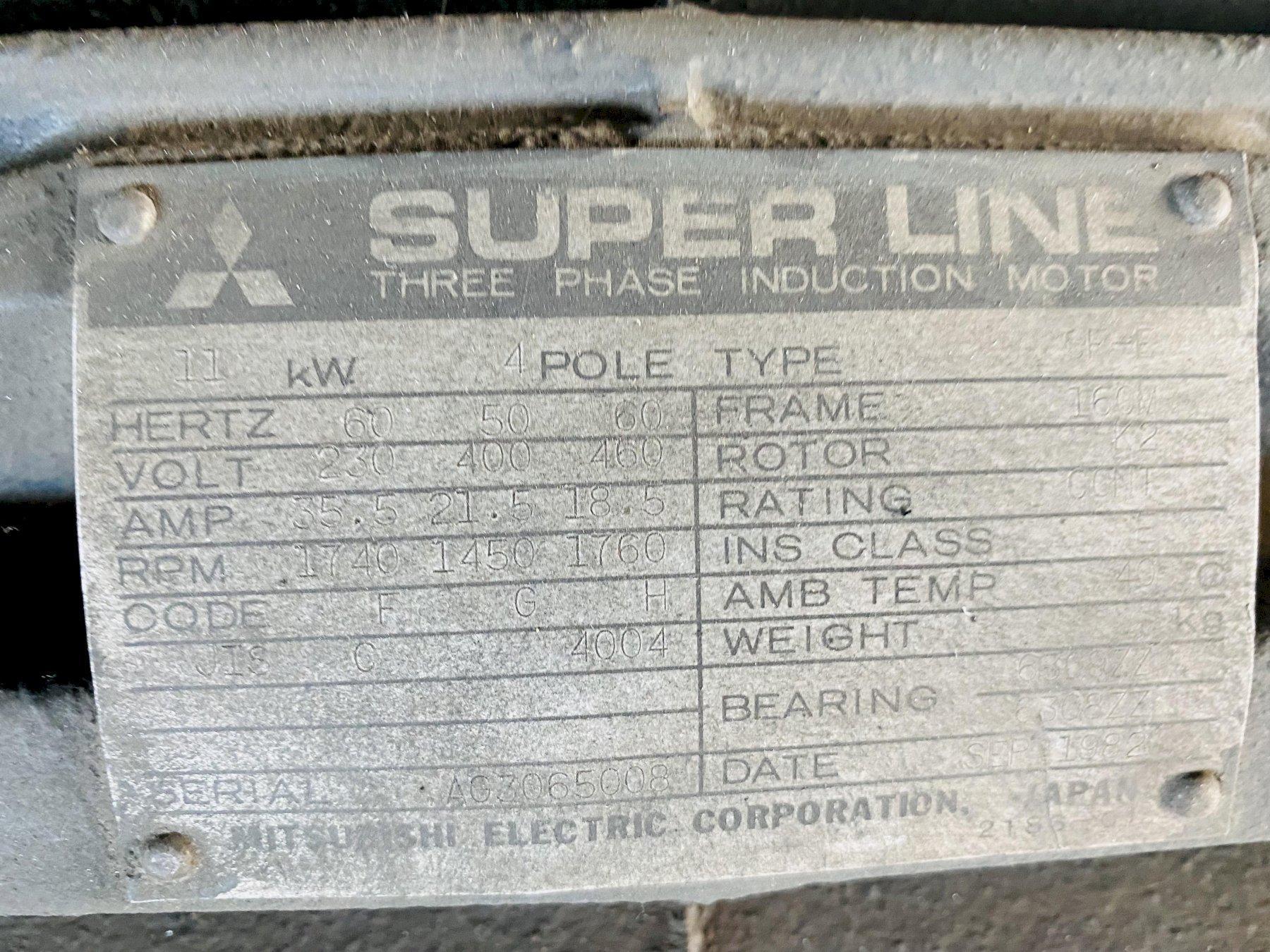 "10' x 1/4"" AMADA M-3060 MECHANICAL SHEAR. STOCK # 0416921"