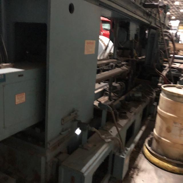 """76"""" Taylor Winfield Coil Joining Welder"""