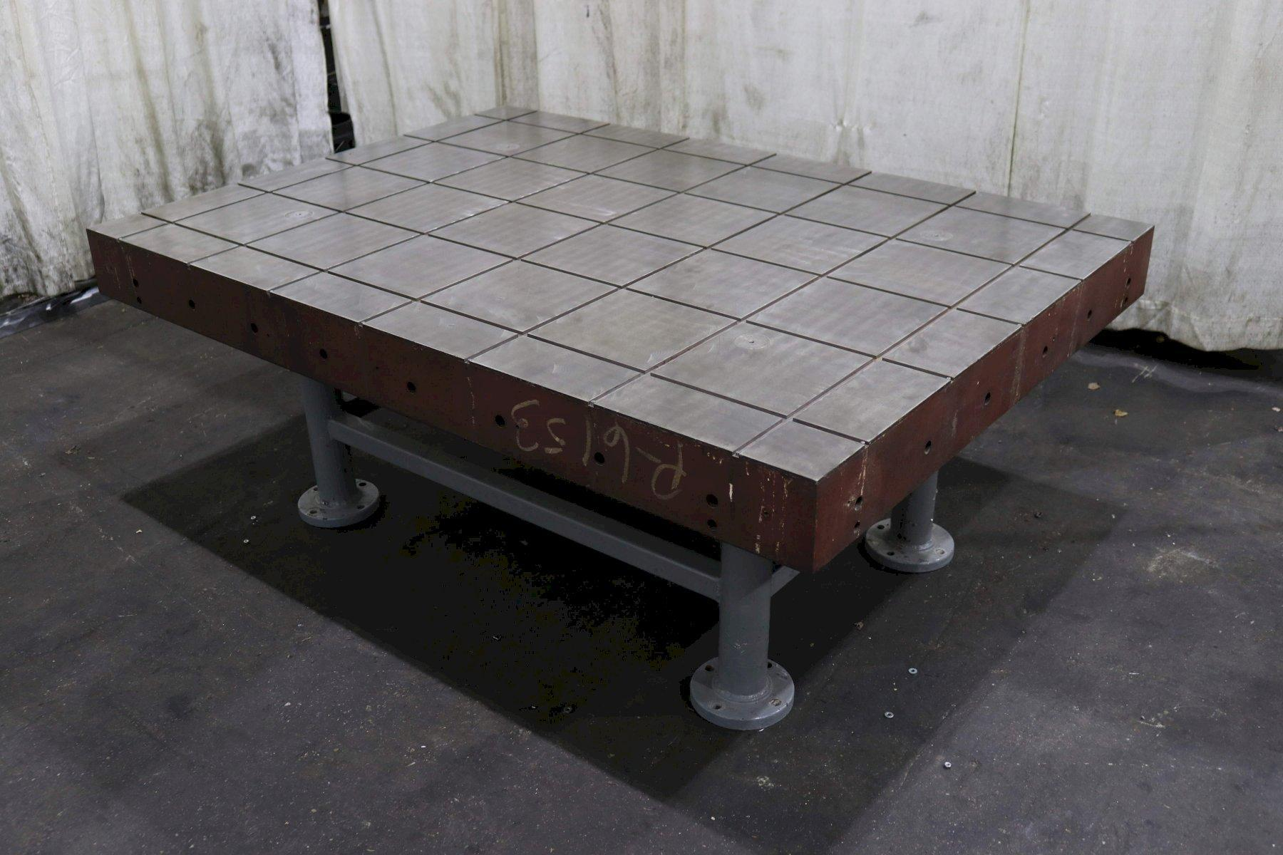 "50"" X 70""  PORTAGE LAYOUT TABLE: STOCK #73498"
