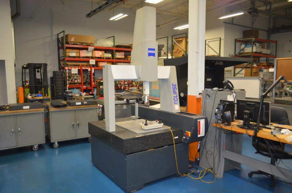 "Zeiss Eclipse, RDS,  28"" x 40"" x 24"", Coordinate measuring machine (CMM)"