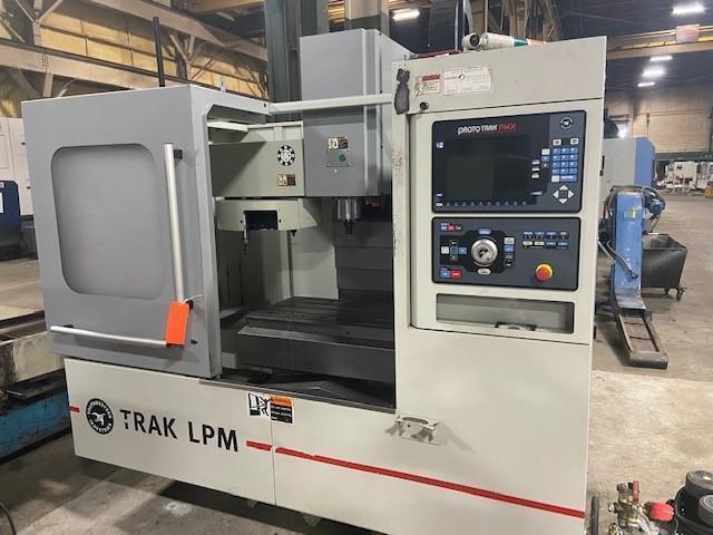 Southwestern  Industries Trak LPM Vertical Machining Center (2014)