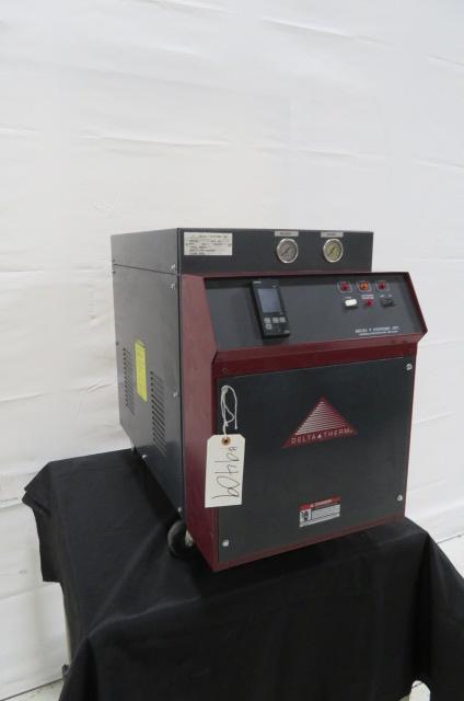 Delta T Used AD431S Mold Temperature Control Unit, 12kw, 460V, Yr. 2006