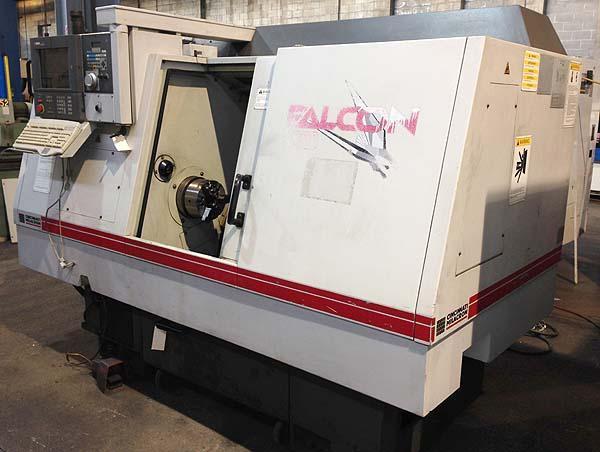 Cincinnati Milacron Falcon 200 CNC Turning Center