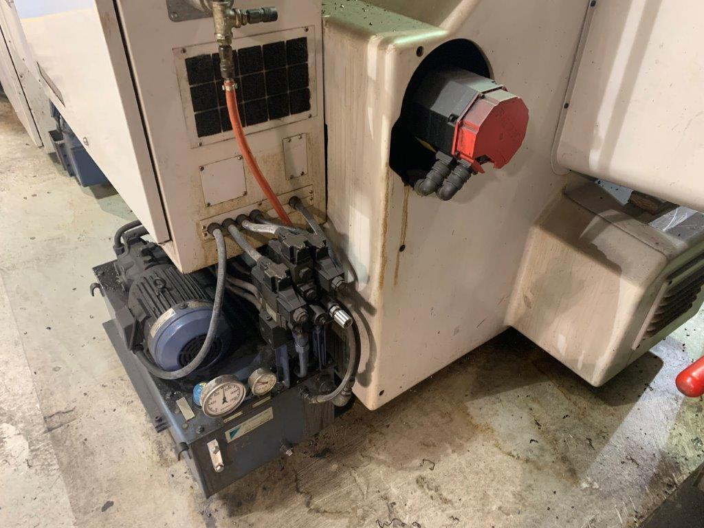 USED, MORI SEIKI SL-65B CNC LATHE
