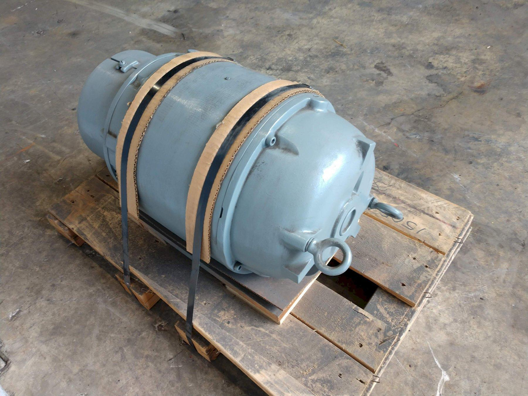 REULAND MODEL #Y000-51 ELECTRIC AC MOTOR: STOCK 13417