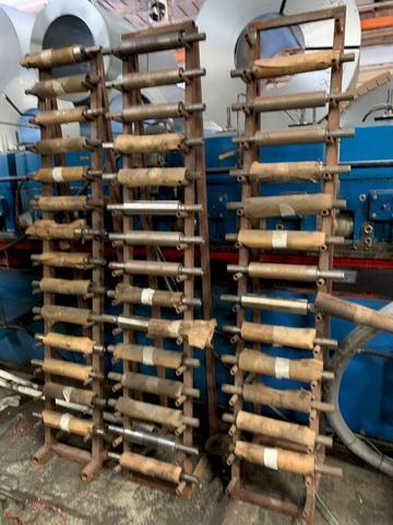 "10"" 4-HI Waterbury Farrel Temper Pass Mill"