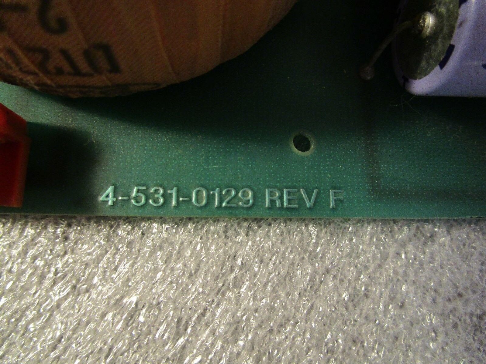 Cincinnati Acramatic IO board 4-531-0129 Rev F