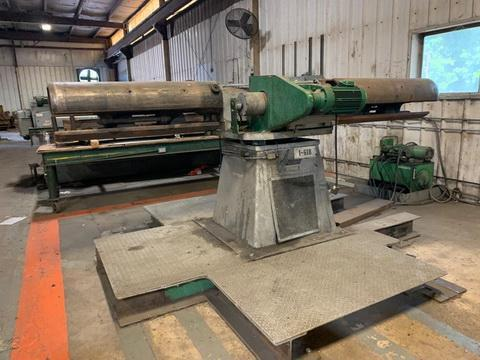 """48"""" Slitting Line for the Metal Building Industry"""