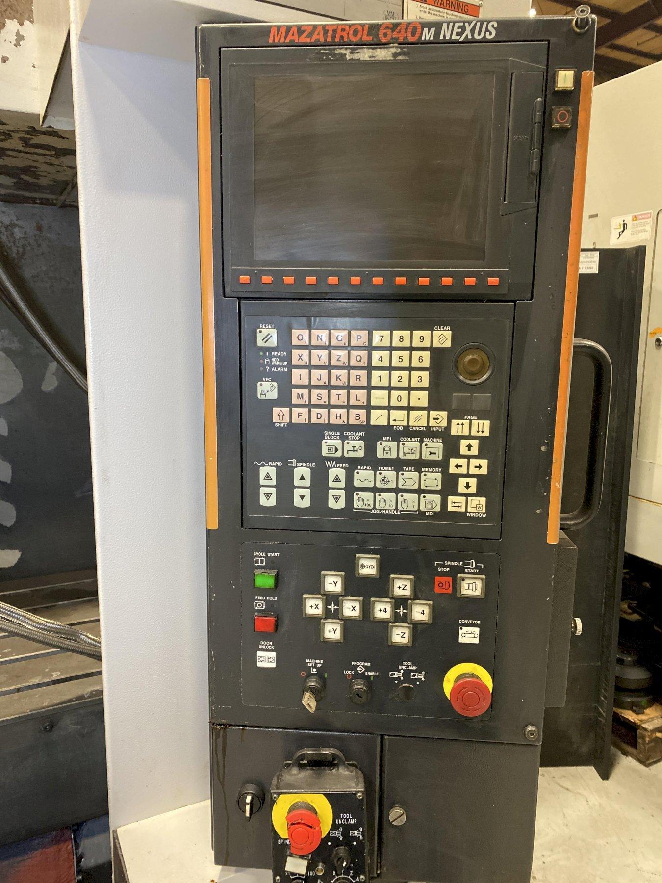 2004 MAZAK VCN-510C w/4th Axis - Vertical Machining Center