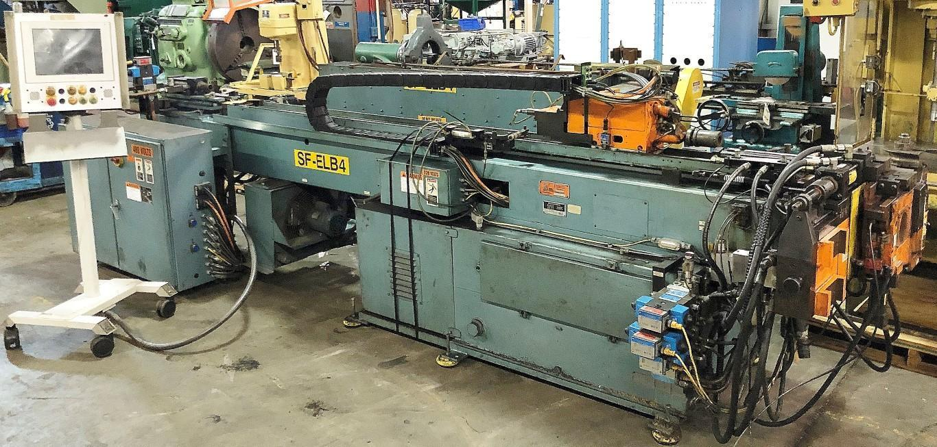 "1-1/2"" Eaton Leonard Model VB-150 Horizontal Tube Bender"