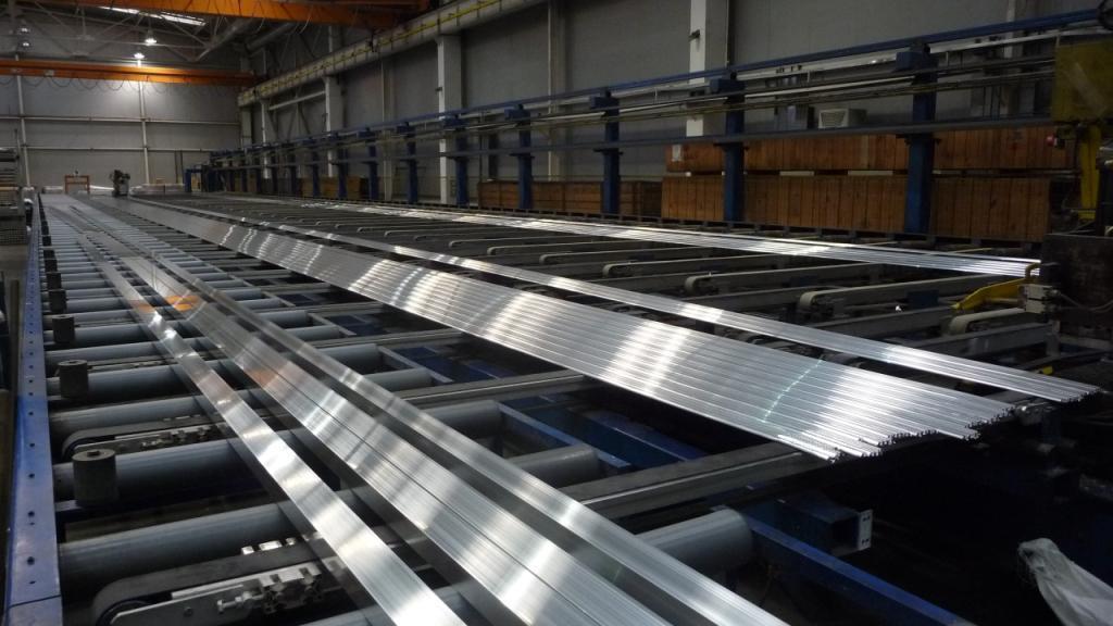 1500T Farrel Aluminum Extrusion Press