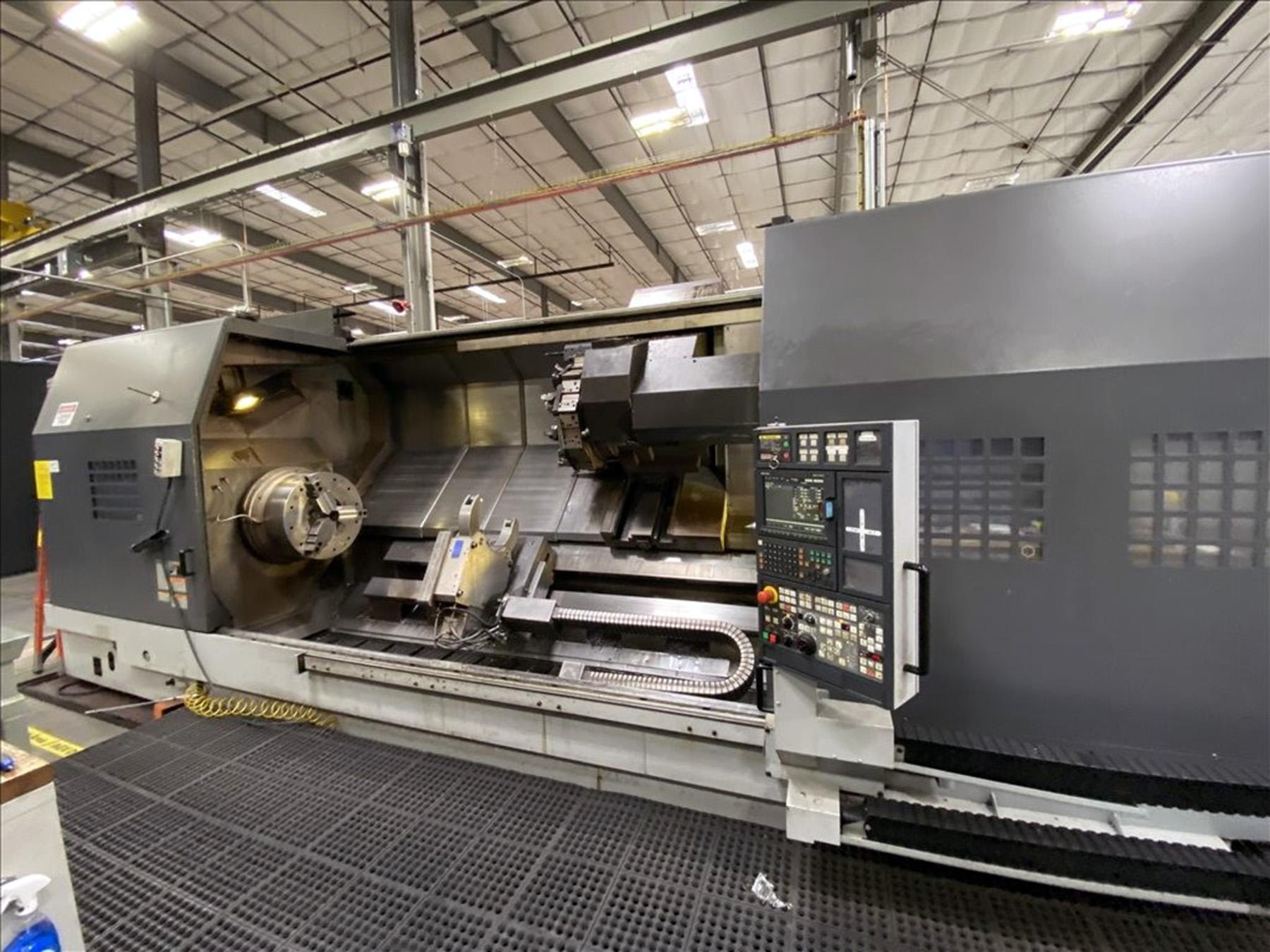USED, MORI SEIKI SL-603CMC/3000 CNC TURNING CENTER WITH LIVE TOOLING