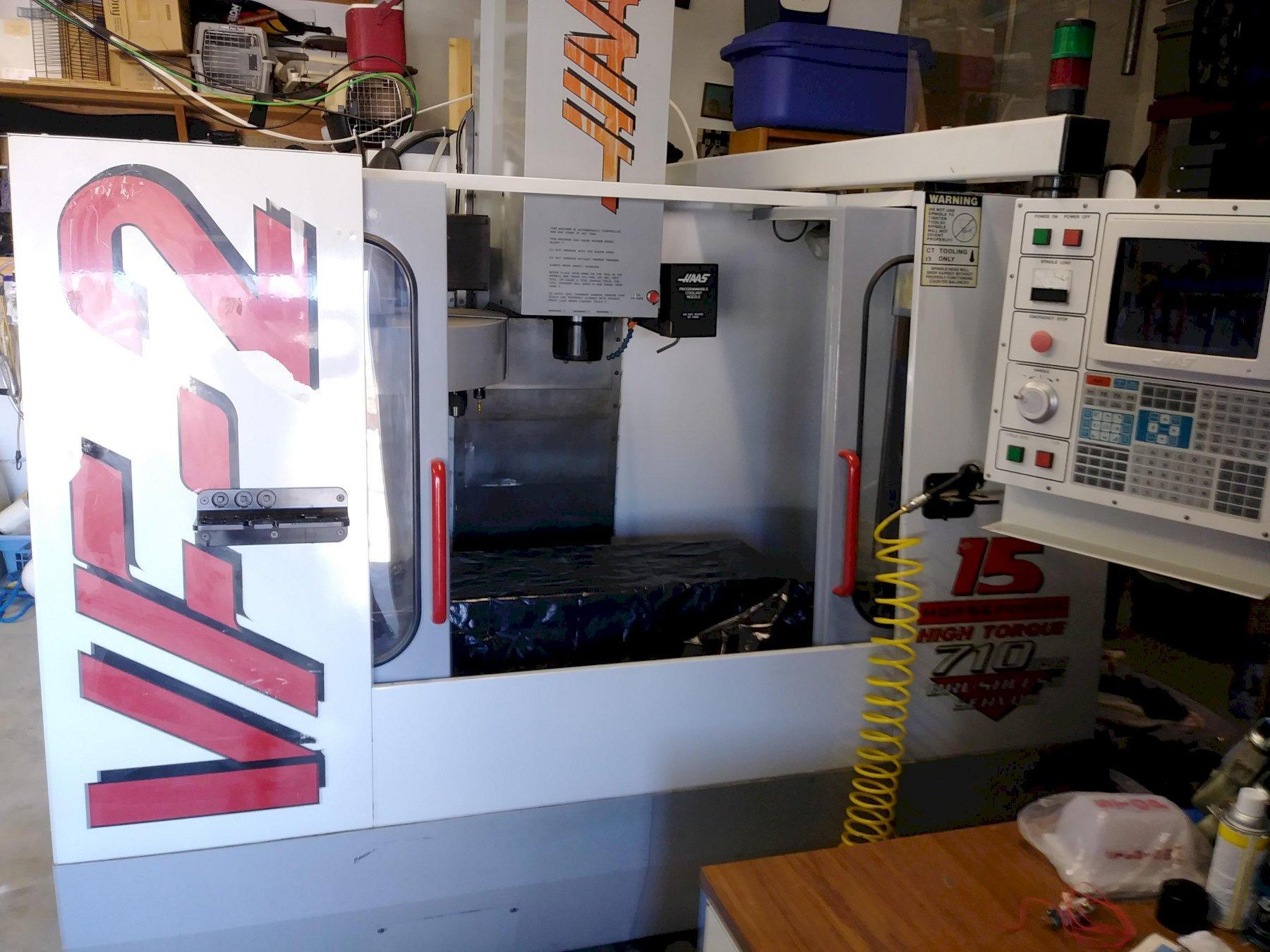 Haas VF-2 VMC 1997 With: 30