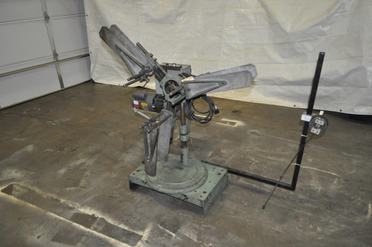 "600LB x 11"" Durant Motorized Uncoiler"