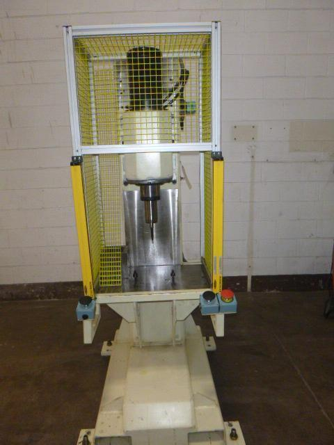 "½"" Orbitform Model 500A Pedestal Type Orbital Riveter"