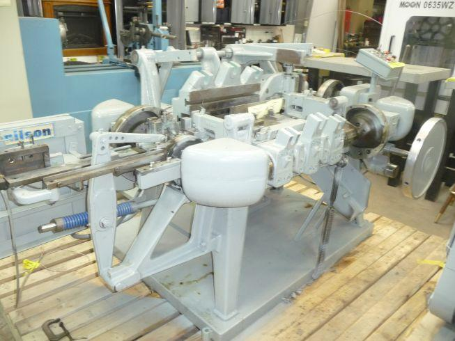 """3/16"""" NILSON MODEL #S3F FOUR SLIDE WIRE FORMING MACHINE: STOCK 10088"""