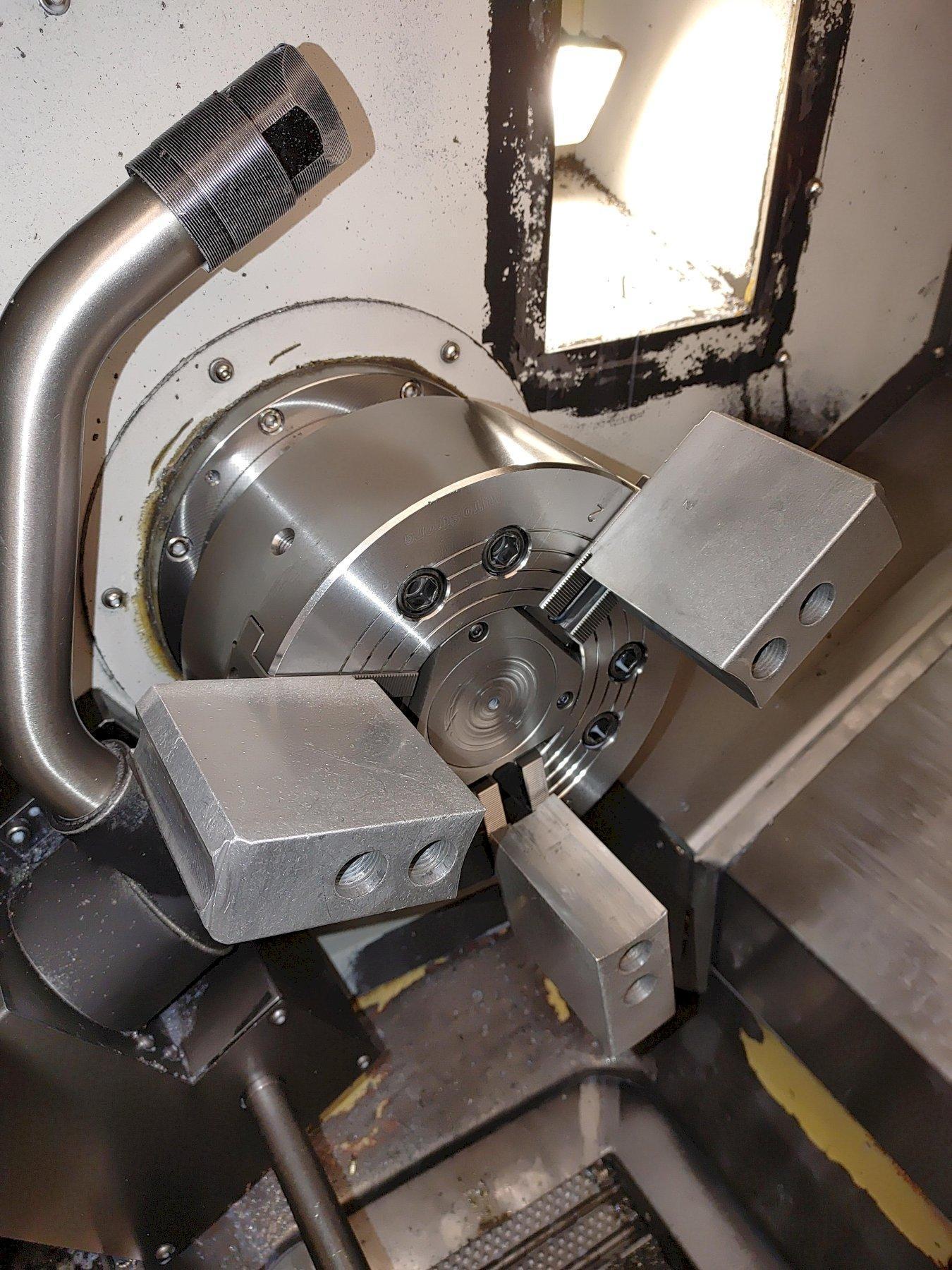 Milltronics SL10 Turning Center, New 2006.