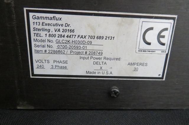 Husky Used GLC2K-H030D-09 Hot Runner Controller, 9 zone, 220V