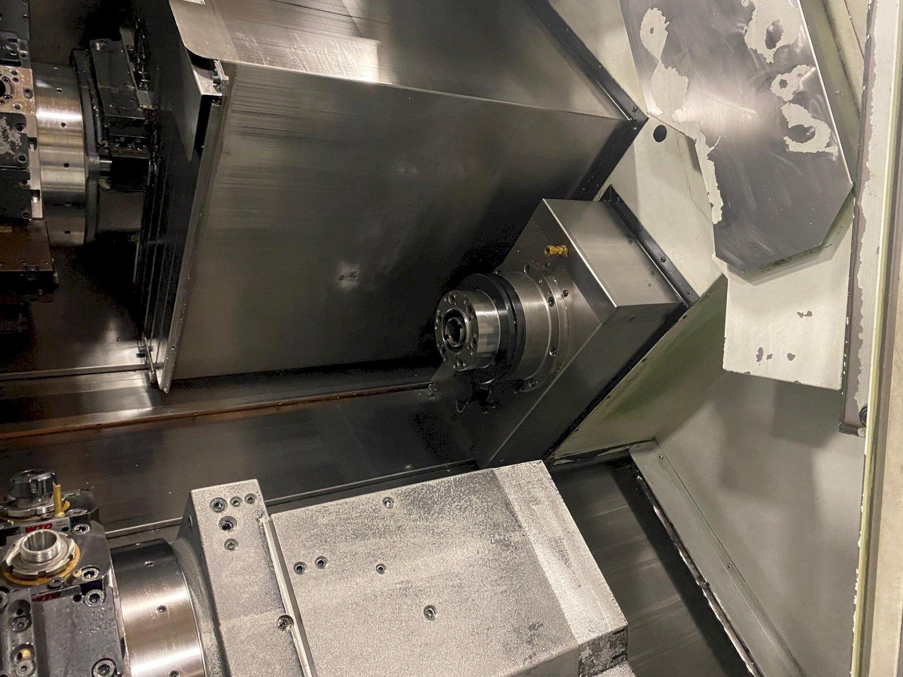 Mori Seiki NZ2000T2Y2 CNC Lathe
