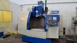 2000 JOHNFORD VMC-1050 - Vertical Machining Center